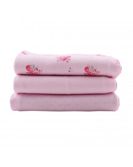 Set de tutos estrellas/rosado