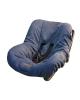 Cubrehuevito azul